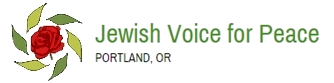 Jewish Voice for Peace - Portland